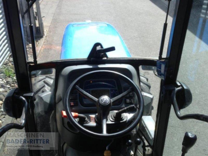 Traktor типа New Holland TN 95VA, Gebrauchtmaschine в Freiburg (Фотография 3)