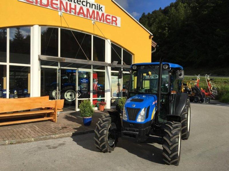 Traktor типа New Holland TN-D 60 A, Gebrauchtmaschine в Burgkirchen (Фотография 5)