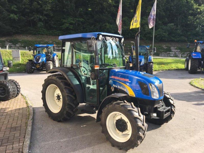 Traktor типа New Holland TN-D 60 A, Gebrauchtmaschine в Burgkirchen (Фотография 4)