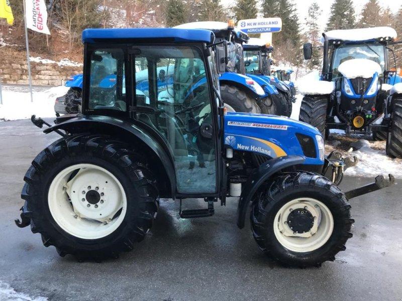 Traktor des Typs New Holland TN-D 60 A, Gebrauchtmaschine in Burgkirchen (Bild 1)
