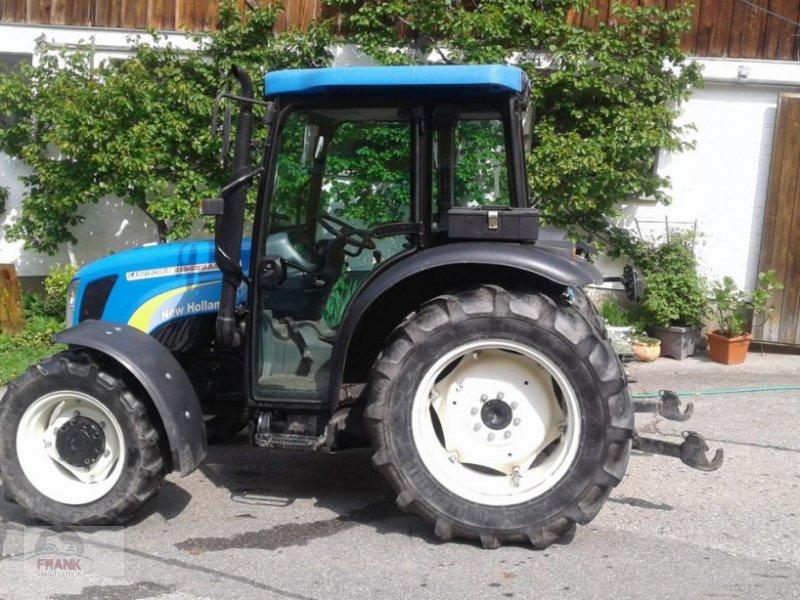 Traktor des Typs New Holland TN-D 60 A, Gebrauchtmaschine in Bad Vigaun (Bild 1)
