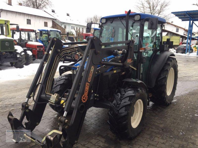 Traktor tip New Holland TN-D 65 A DeLuxe, Gebrauchtmaschine in Obing (Poză 1)