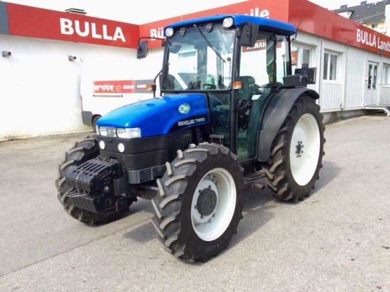Traktor des Typs New Holland tn-d 65 a, Gebrauchtmaschine in SIERNING (Bild 1)