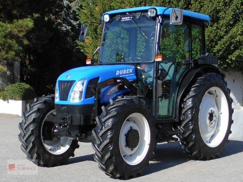 Traktor des Typs New Holland TN-D 70 A DeLuxe, Gebrauchtmaschine in Ziersdorf (Bild 1)