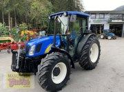 Traktor des Typs New Holland TN-D 70 A DeLuxe, Gebrauchtmaschine in Kötschach