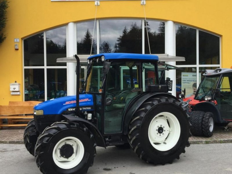 Traktor типа New Holland TN-D 70 A, Gebrauchtmaschine в Burgkirchen (Фотография 4)