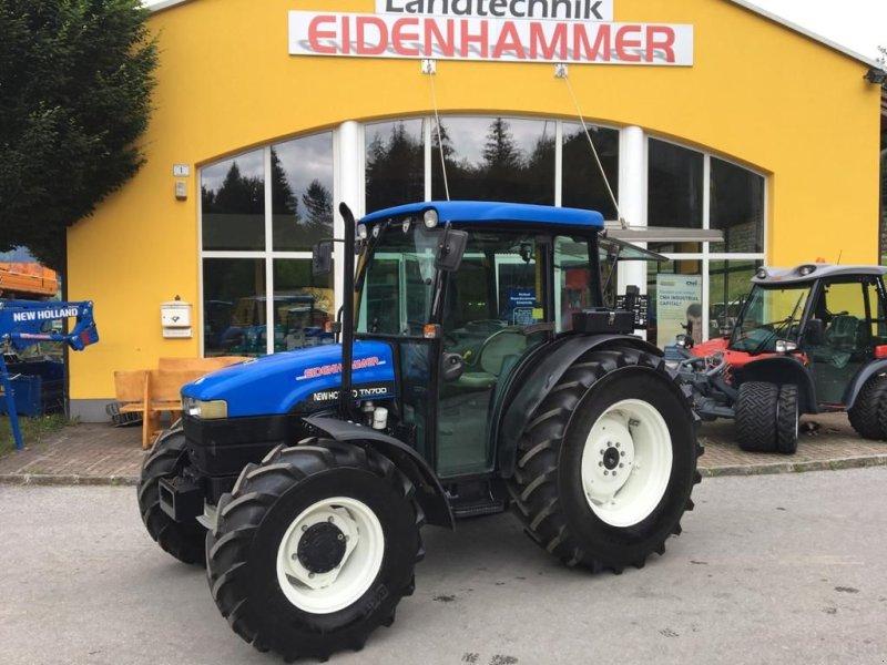 Traktor типа New Holland TN-D 70 A, Gebrauchtmaschine в Burgkirchen (Фотография 2)