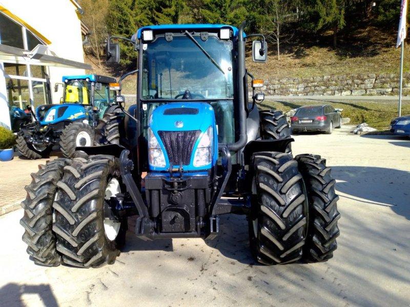 Traktor des Typs New Holland TN-D 70 A, Gebrauchtmaschine in Burgkirchen (Bild 1)