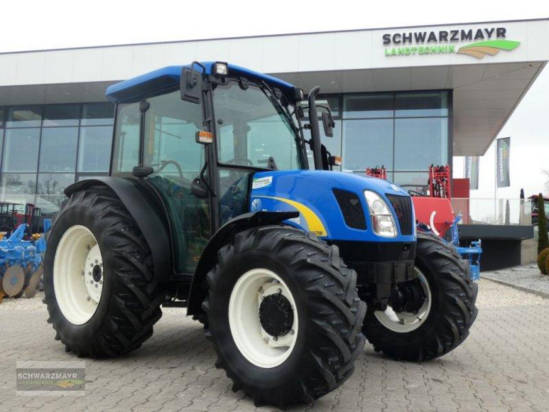 Traktor des Typs New Holland TN-D 70 A, Gebrauchtmaschine in Aurolzmünster (Bild 1)