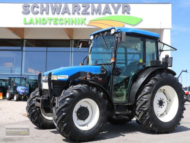 Traktor des Typs New Holland TN-D 70 A, Gebrauchtmaschine in Gampern (Bild 1)