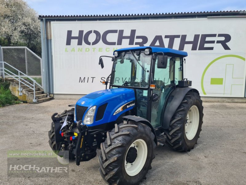 Traktor типа New Holland TN-D 70 A, Gebrauchtmaschine в Kronstorf (Фотография 1)