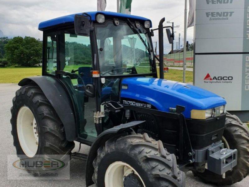 Traktor des Typs New Holland TN-D 75 A, Gebrauchtmaschine in Kundl/Tirol (Bild 1)