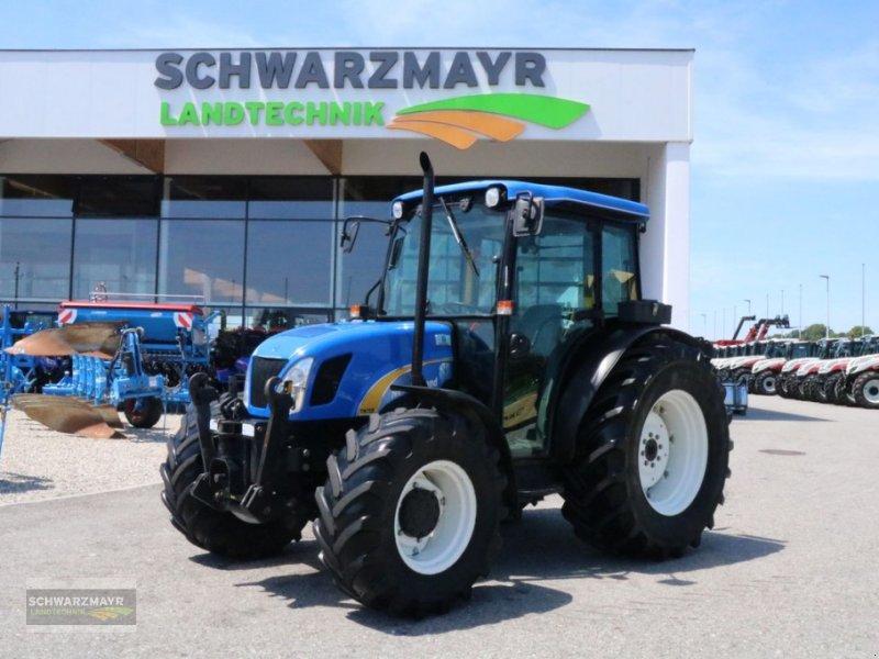Traktor типа New Holland TN-D 75 A, Gebrauchtmaschine в Gampern (Фотография 1)