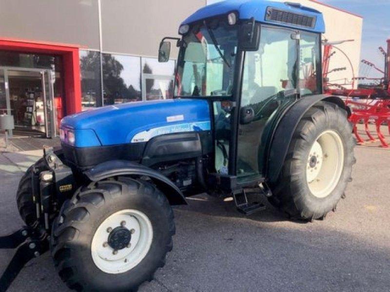 Traktor des Typs New Holland tn-f 75, Gebrauchtmaschine in SANKT MARIENKIRCHEN BEI SCHÄRDING (Bild 1)