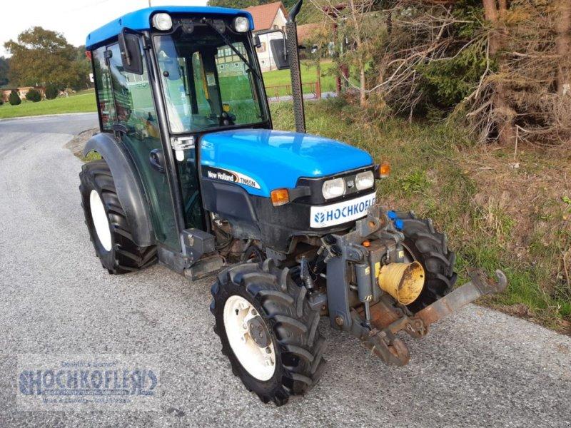 Traktor des Typs New Holland TN-N 65, Gebrauchtmaschine in Wies (Bild 1)