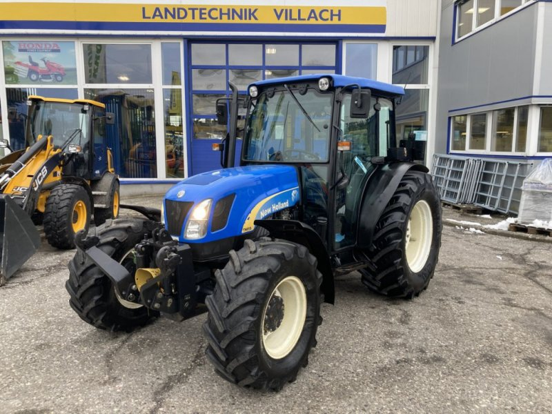 Traktor des Typs New Holland TN-S 85 A, Gebrauchtmaschine in Villach (Bild 1)