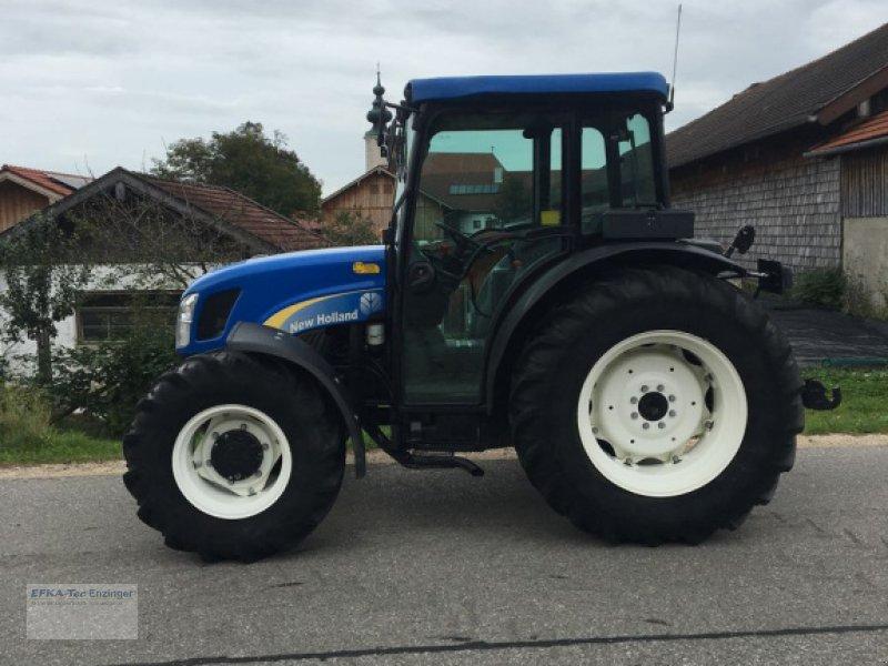 Traktor des Typs New Holland TN75DA, Gebrauchtmaschine in Ainring (Bild 1)