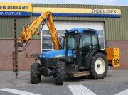 Traktor типа New Holland TN95FA, Gebrauchtmaschine в BENNEKOM
