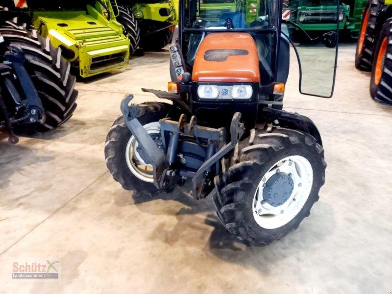 Traktor des Typs New Holland TNF 90 DT, Klima, 5711 Bh,, Gebrauchtmaschine in Schierling (Bild 1)