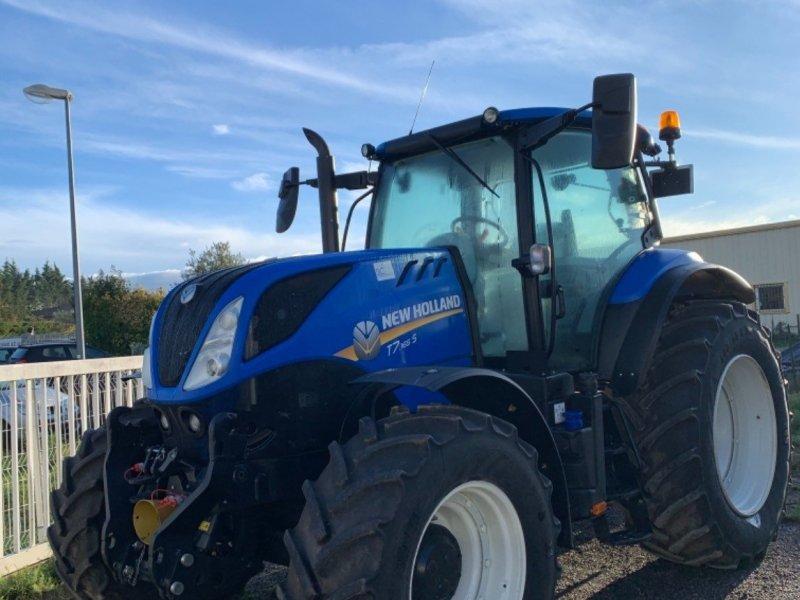 Traktor типа New Holland Tracteur agricole T7.165 S New Holland, Gebrauchtmaschine в roynac (Фотография 1)