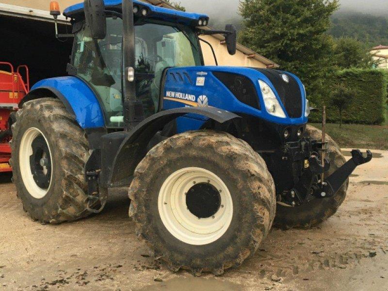 Traktor типа New Holland Tracteur agricole T7.260 AUTO COMMAND New Holland, Gebrauchtmaschine в roynac (Фотография 1)