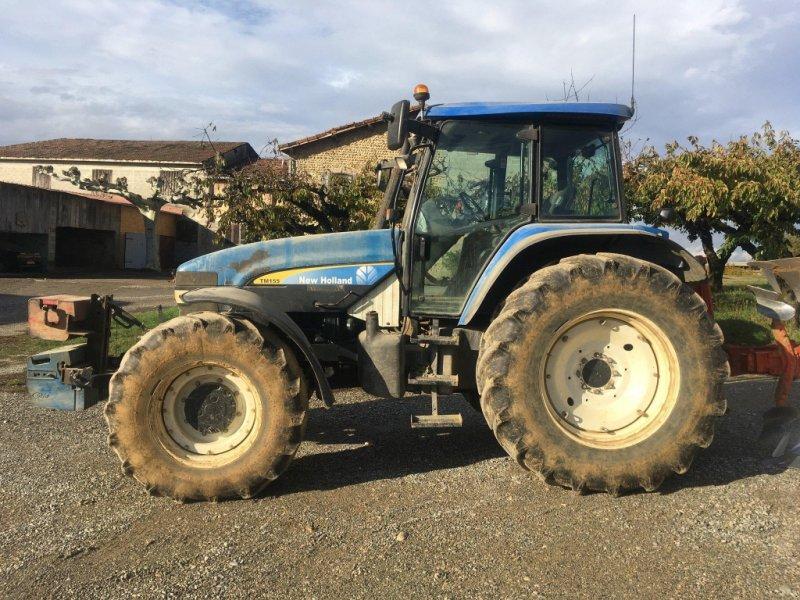 Traktor типа New Holland Tracteur agricole TM 155 New Holland, Gebrauchtmaschine в roynac (Фотография 4)