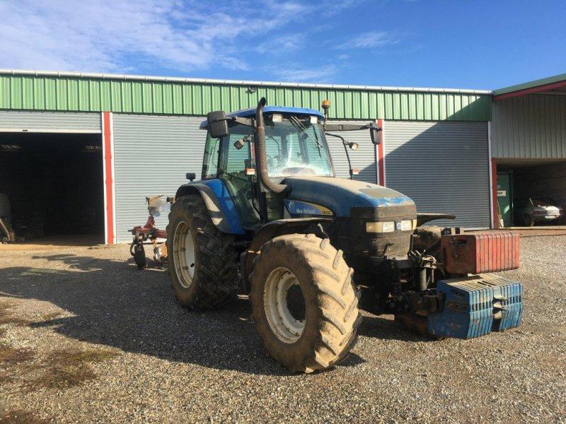 Traktor типа New Holland Tracteur agricole TM 155 New Holland, Gebrauchtmaschine в roynac (Фотография 1)