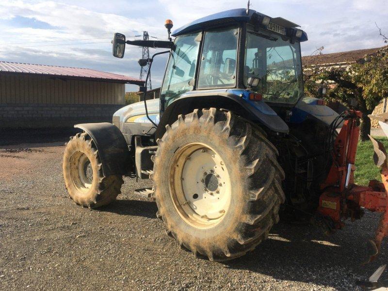 Traktor типа New Holland Tracteur agricole TM 155 New Holland, Gebrauchtmaschine в roynac (Фотография 3)