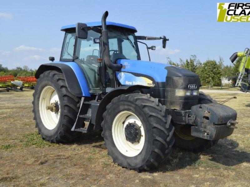 Traktor tip New Holland Tractor New Holland TM190, Gebrauchtmaschine in Afumati (Poză 1)
