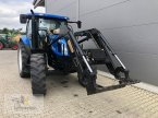 Traktor des Typs New Holland TS 100 A в Neuhof - Dorfborn