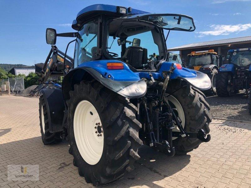 Traktor des Typs New Holland TS 100 A, Gebrauchtmaschine in Neuhof - Dorfborn (Bild 4)