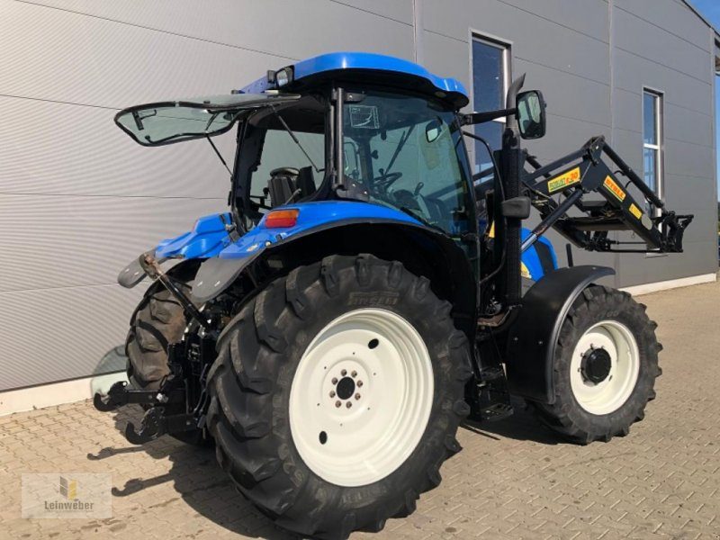 Traktor des Typs New Holland TS 100 A, Gebrauchtmaschine in Neuhof - Dorfborn (Bild 3)