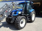 Traktor des Typs New Holland TS 100 Electro Command in Burgkirchen