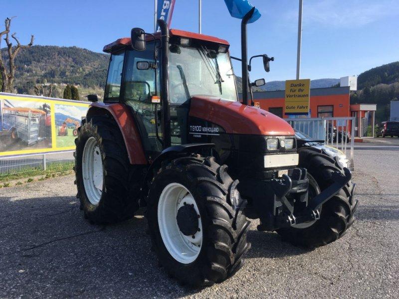 Traktor des Typs New Holland TS 100 ElectroShift, Gebrauchtmaschine in Villach (Bild 2)