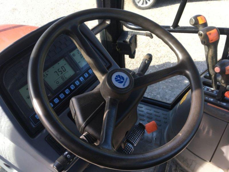 Traktor des Typs New Holland TS 100 ElectroShift, Gebrauchtmaschine in Villach (Bild 6)