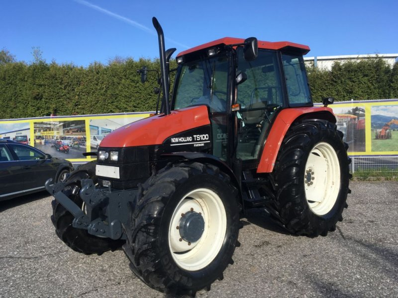 Traktor des Typs New Holland TS 100 ElectroShift, Gebrauchtmaschine in Villach (Bild 1)