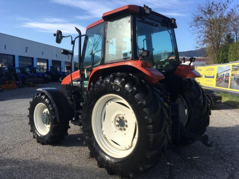 Traktor des Typs New Holland TS 100 ElectroShift, Gebrauchtmaschine in Villach (Bild 3)