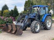 Traktor tipa New Holland TS 100 Frontlæsser, Gebrauchtmaschine u Sønderborg