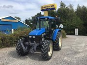 Traktor tipa New Holland TS 100 med frontlift, Gebrauchtmaschine u Slagelse