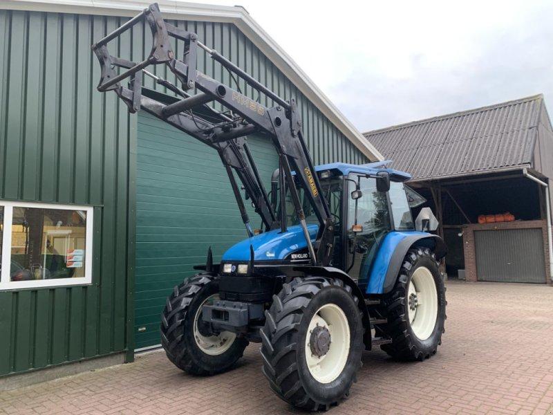 Traktor типа New Holland Ts 100, Gebrauchtmaschine в Daarle (Фотография 1)