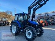 Traktor des Typs New Holland TS 100, Gebrauchtmaschine in Mainburg/Wambach