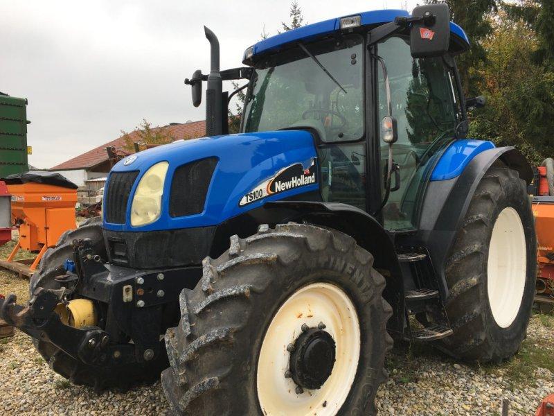 Traktor des Typs New Holland TS 100, Gebrauchtmaschine in Eitensheim (Bild 1)