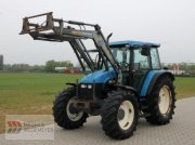 Traktor типа New Holland TS 100, Gebrauchtmaschine в Oyten