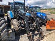 Traktor des Typs New Holland TS 100, Gebrauchtmaschine in Neuhof - Dorfborn