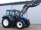 Traktor des Typs New Holland TS 100 in Lastrup