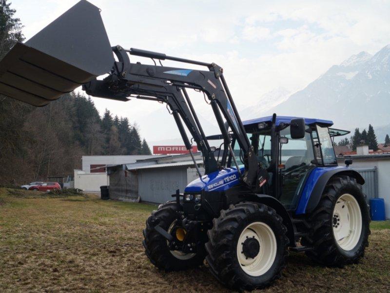 Traktor des Typs New Holland TS 100, Gebrauchtmaschine in Fritzens (Bild 1)