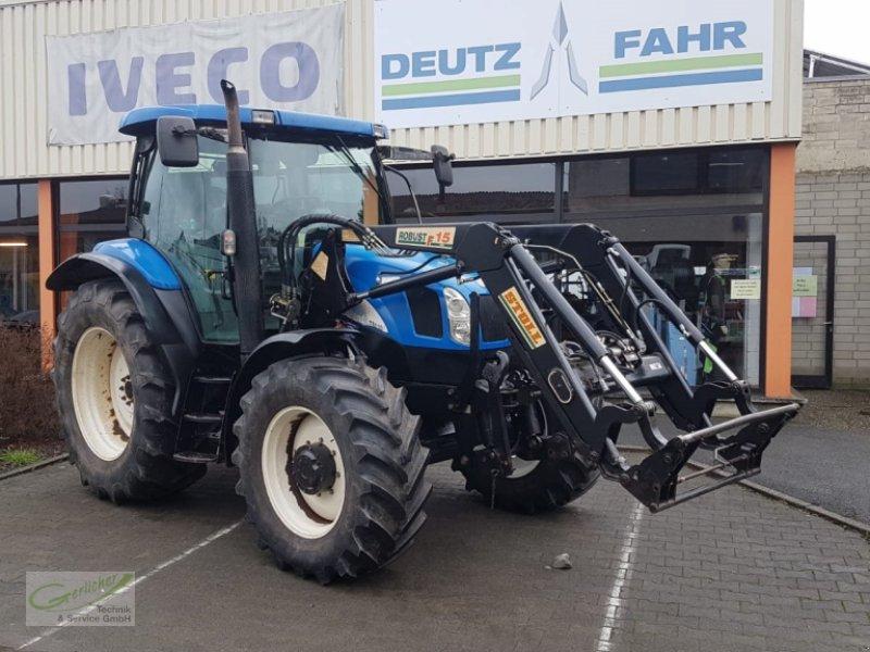 Traktor des Typs New Holland TS 110 A, Gebrauchtmaschine in Neustadt (Bild 1)