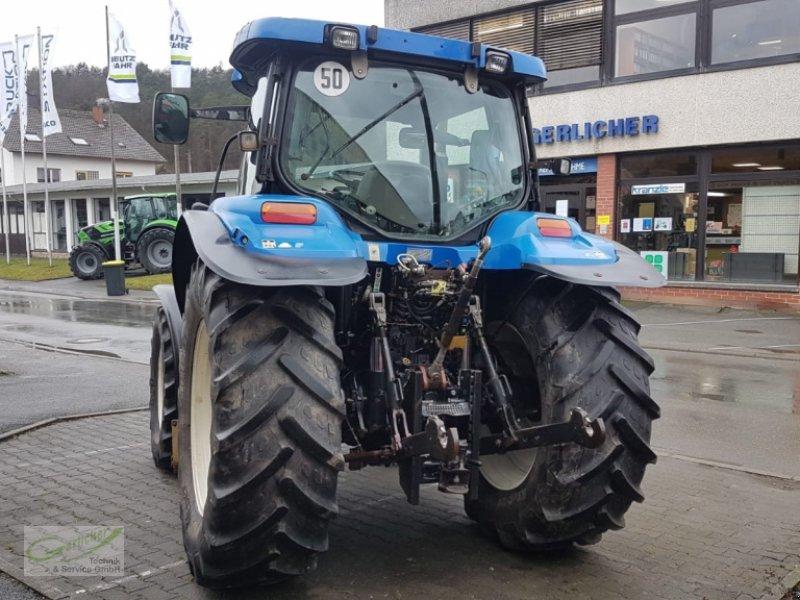 Traktor des Typs New Holland TS 110 A, Gebrauchtmaschine in Neustadt (Bild 3)