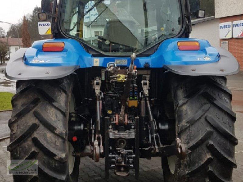 Traktor des Typs New Holland TS 110 A, Gebrauchtmaschine in Neustadt (Bild 4)
