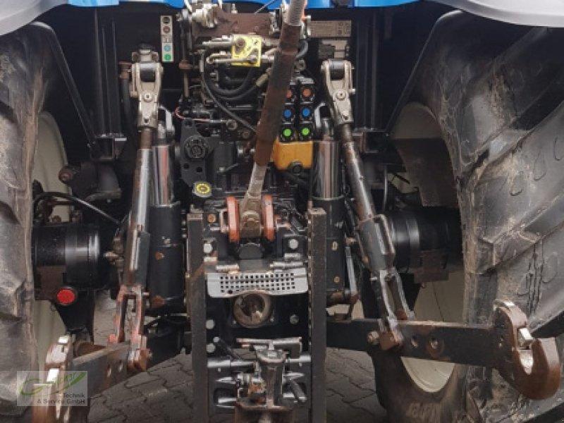 Traktor des Typs New Holland TS 110 A, Gebrauchtmaschine in Neustadt (Bild 5)